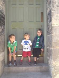 Glasgow Boys by Felicity Fox ©